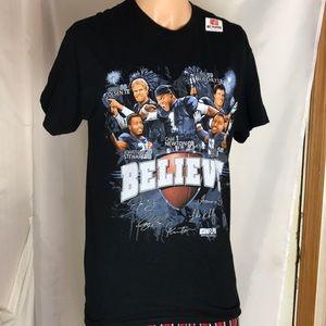 2015 Carolina Panthers Players T-Shirt Size M